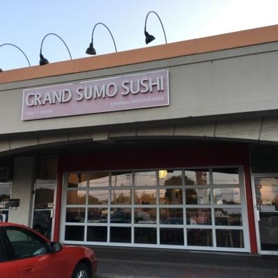 Grand Sumo - Restaurants