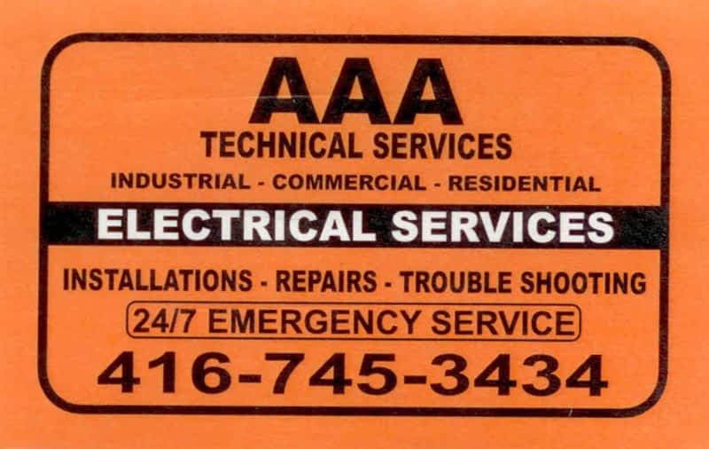 photo AAA Technical Services