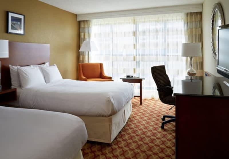 photo Ottawa Marriott Hotel