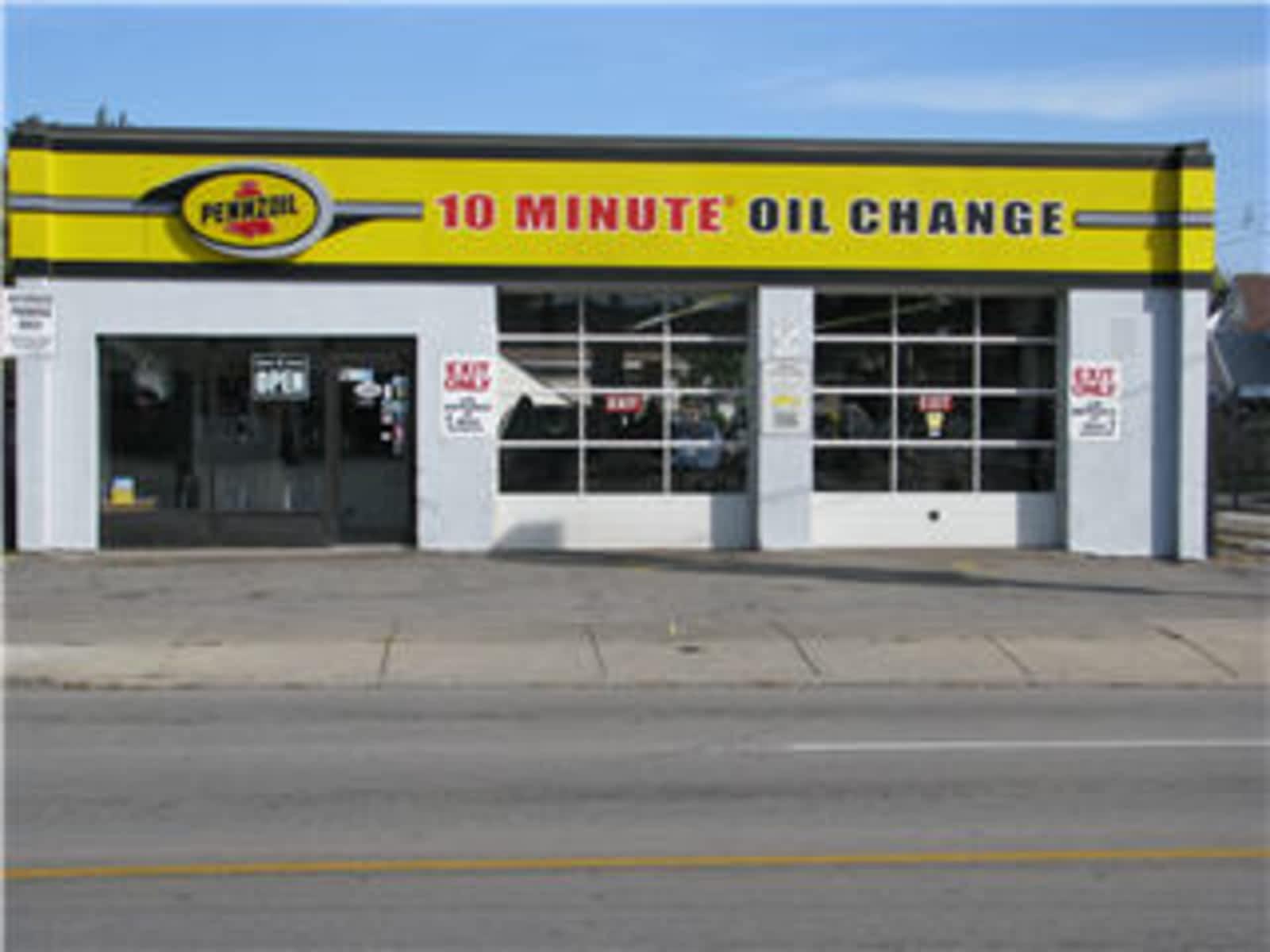 Pennzoil Near Me >> Pennzoil 10 Minute Oil Change Opening Hours 1485 Main St