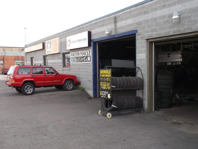 Garage lemieux montréal nord qc av jean