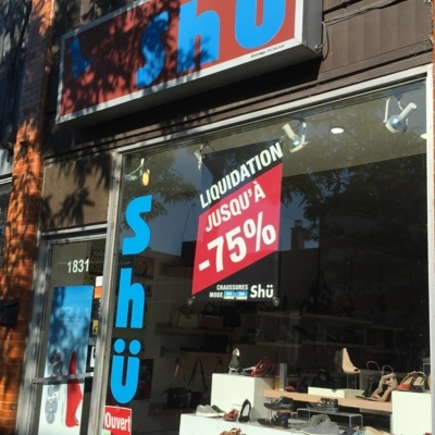 Chaussures Shu - Shoe Stores