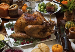 Top 5 places for Thanksgiving turkey dinners in Edmonton