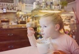 Où manger avec des enfants près du Stade olympique