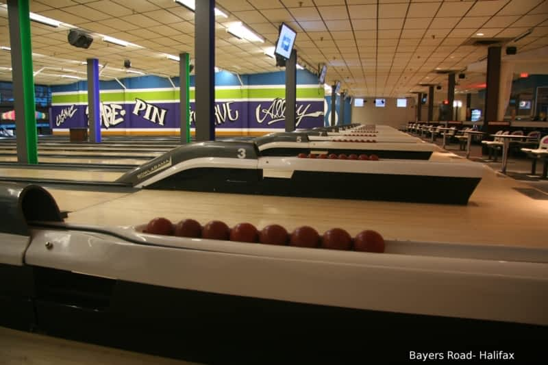photo BOWLARAMA - Bayers Road