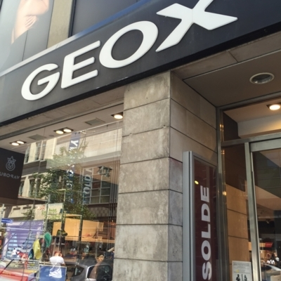 Geox - Clothing Stores - 514-866-4369