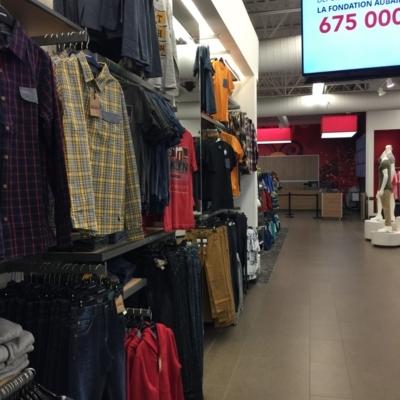 Aubainerie - Grands magasins - 450-466-0422