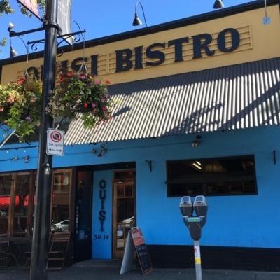 The Ouisi Bistro - Restaurants - 604-732-7550