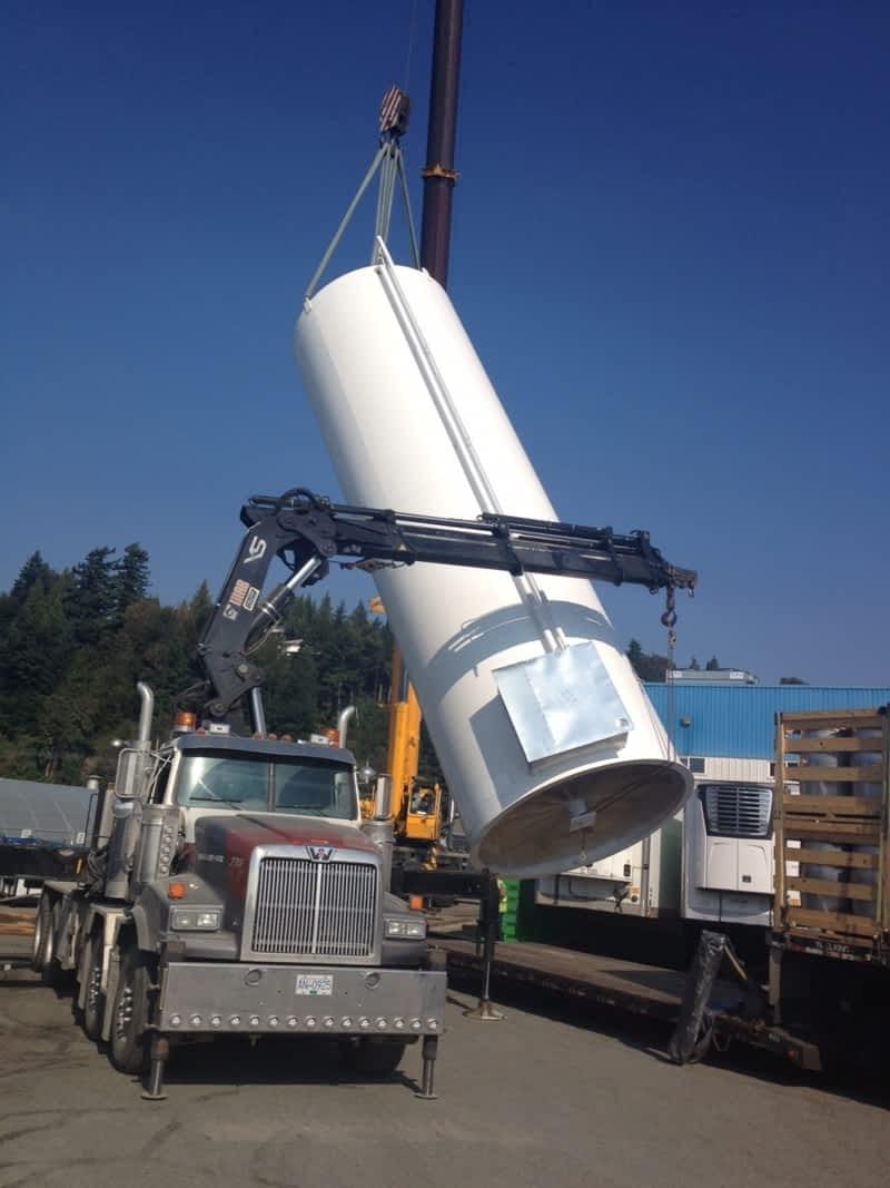 Mainland Crane Service Amp Trucking Ltd Chilliwack Bc