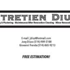 Entretien Diuso - Nettoyage résidentiel, commercial et industriel