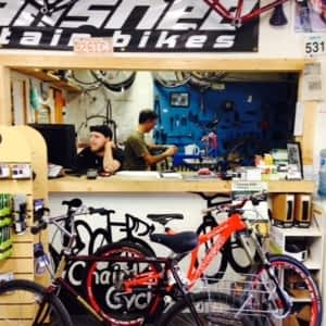 Chainline Cycle Shop Inc Opening Hours 1139 Ellis St Kelowna Bc