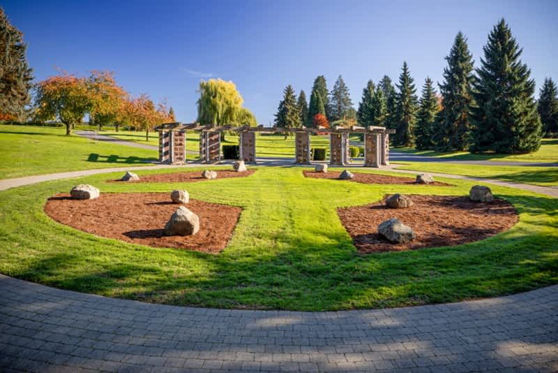 photo Cedar Valley Memorial Gardens