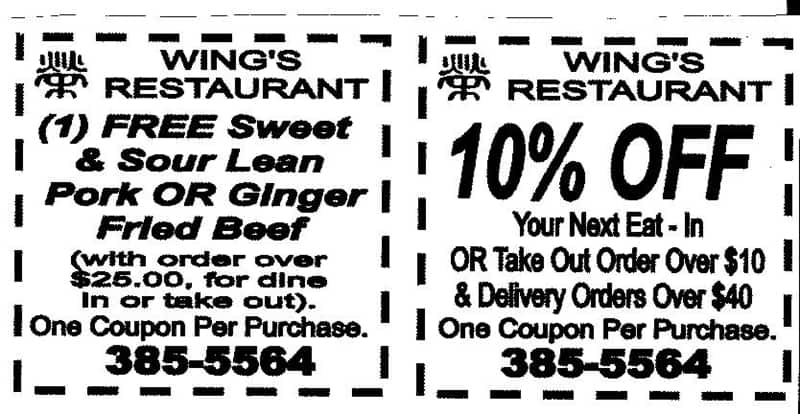 photo Wing's Restaurant