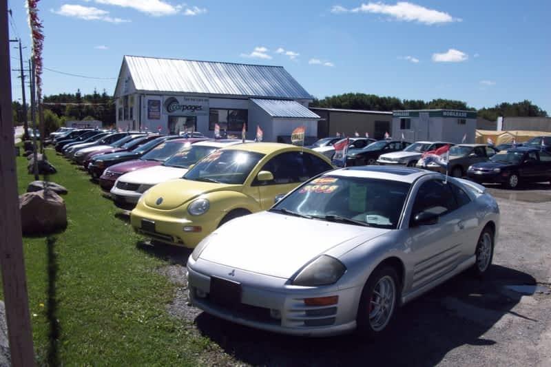 Used Car Lots Edmonton: Trinity Auto Sales & Service