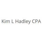 Kim L Hadley CPA - Logo