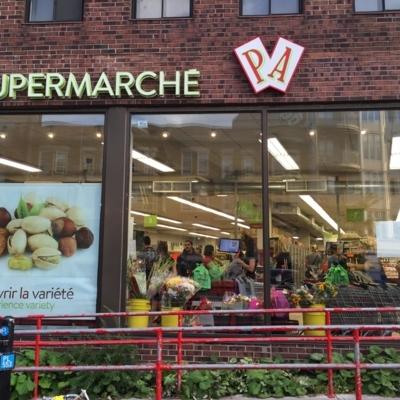 Pa Supermarché - Épiceries - 514-490-1327