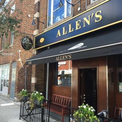 Allen's - American Restaurants