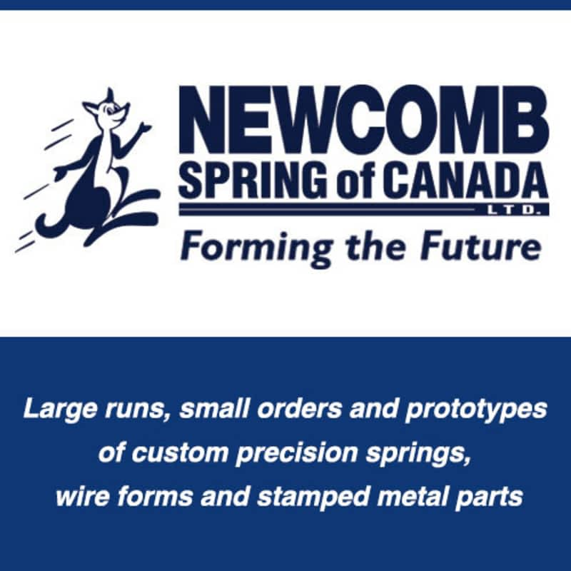 photo Newcomb Spring Of Canada Ltd