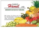 View Charles Hamel Ltée's Saint-André-d'Argenteuil profile