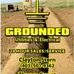Voir le profil de Grounded Utilities & Electric - Edmonton