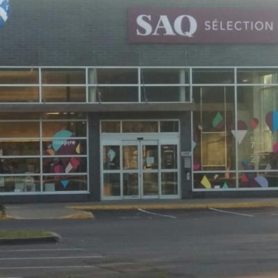 SAQ Sélection - Boutiques de boissons alcoolisées - 450-468-3811
