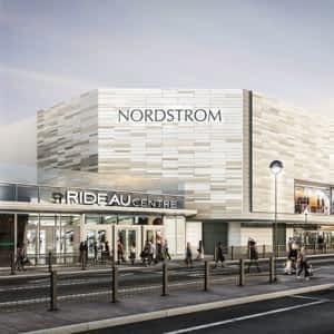 shoe stores in rideau centre