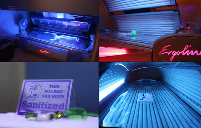 Vice versa tanning toronto on 985 college st canpages for 98 degrees tanning salon scarborough
