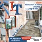 LT inc - Vitres de portes et fenêtres