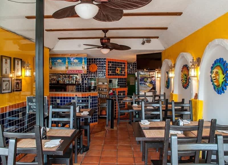 Mexican Restaurant  St  Ave Edmonton
