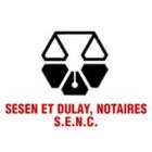 Sesen et Dulay - Notaires SENC - Logo
