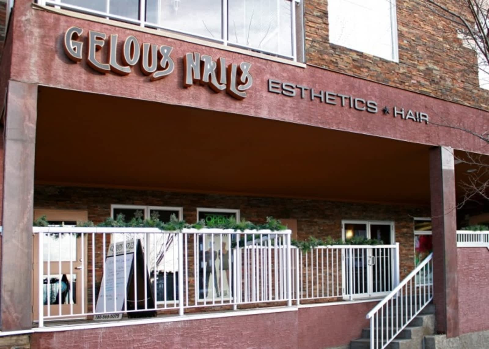 Gelous Nails Estetics Studio - Opening Hours - 102-5 Perron St, St ...