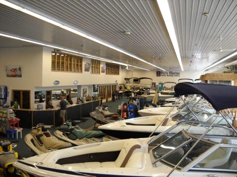 Paris Marine Ltd Selwyn On 2980 Lakefield Rd Canpages