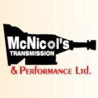 McNicol's Transmission & Performance - Transmission