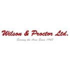 Wilson & Proctor Ltd - Logo