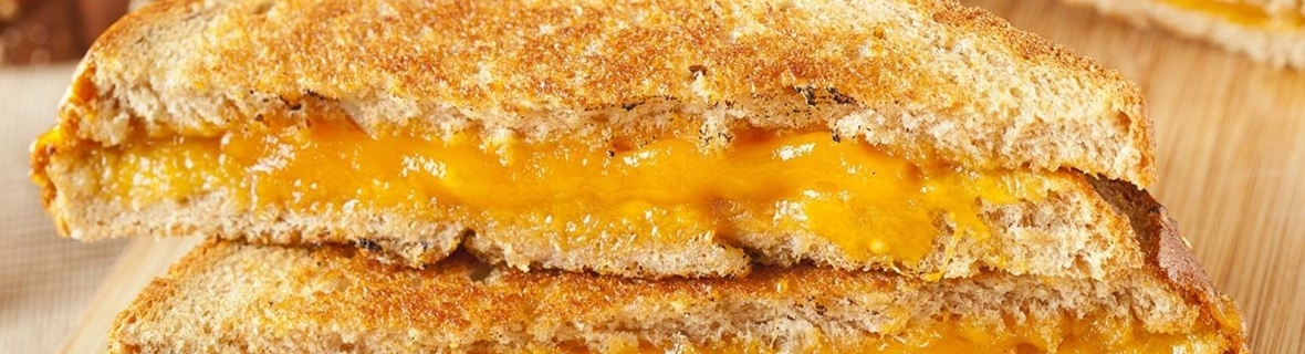 Enjoy Grilled Cheese Month in Montreal