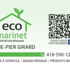 Eco-Marinet entretien ménager - Home Cleaning - 418-590-1287