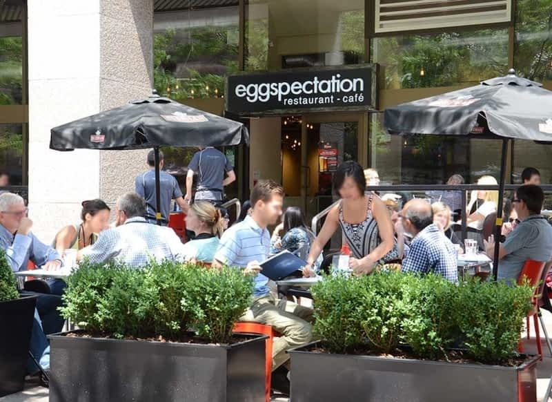 photo Eggspectation Restaurant