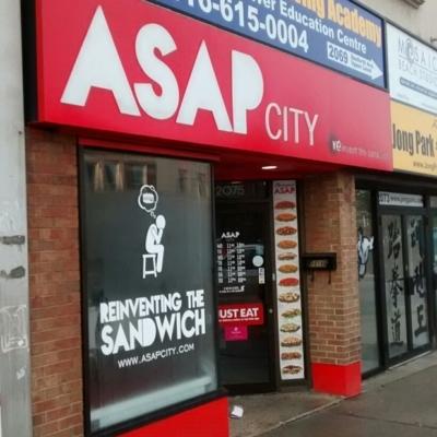 Asap City Inc - Sandwiches & Subs