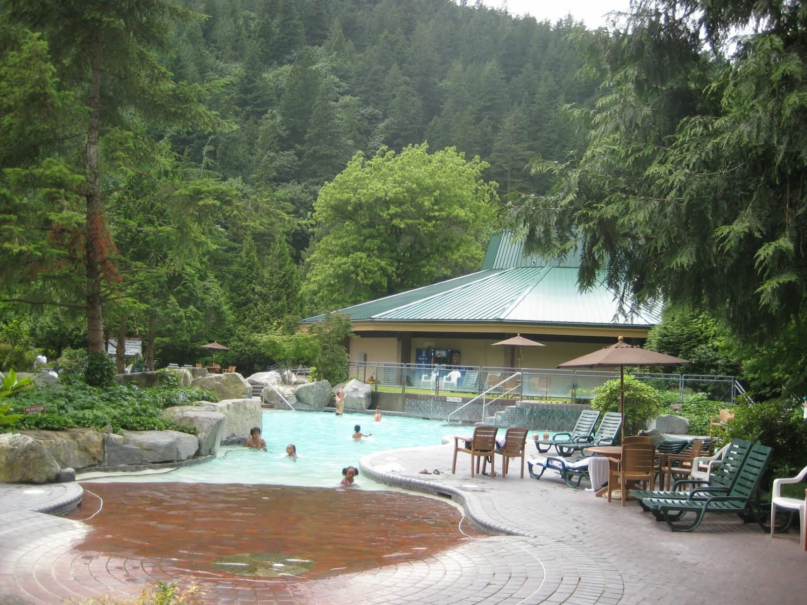 Harrison Hot Springs Resort  Spa  Menu Hours  Prices