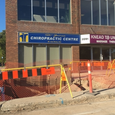 View St James Chiropractic Centre's Winnipeg profile