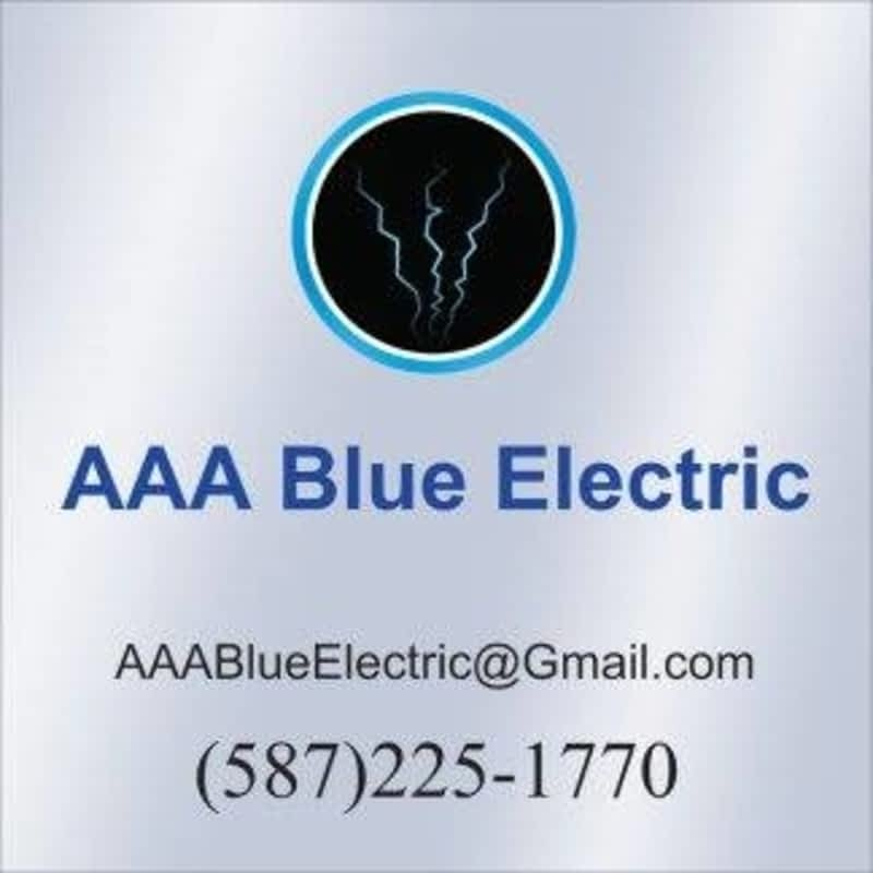 photo AAA Blue Electric