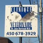 Clinique Veterinaire Dr Jean Bertrand Inc - Veterinarians - 450-678-3929