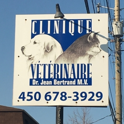 Vétérinaire Dr Jean Bertrand - 450-678-3929