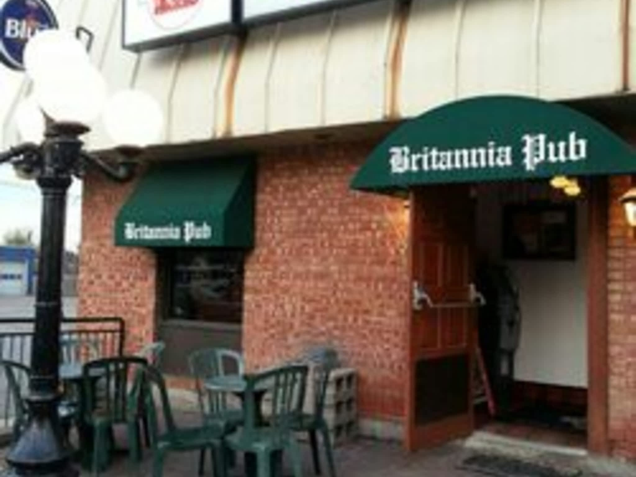 britannia pub grill thornhill on 7359 yonge st canpages. Black Bedroom Furniture Sets. Home Design Ideas