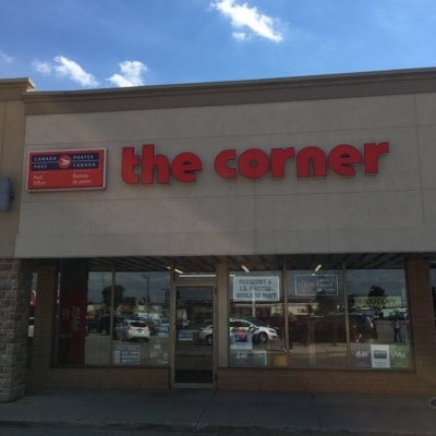 Corner Stone - Post Offices - 519-837-1012