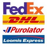 View FedEX Purolator UPS DHL Loomis's Edmonton profile