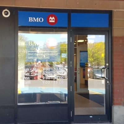 BMO Bank Of Montreal Nun's Island - Banques - 514-768-5660