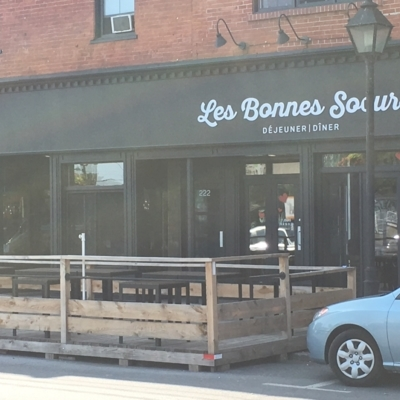 Restaurant Bonnes Soeurs - Restaurants - 450-741-7223
