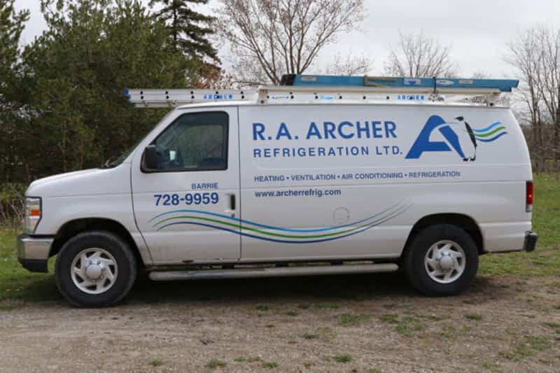photo R A Archer Refrigeration Ltd