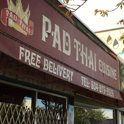 Pad Thai Cuisine - Thai Restaurants - 604-879-9929